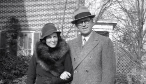 Rose and Joe Kennedy