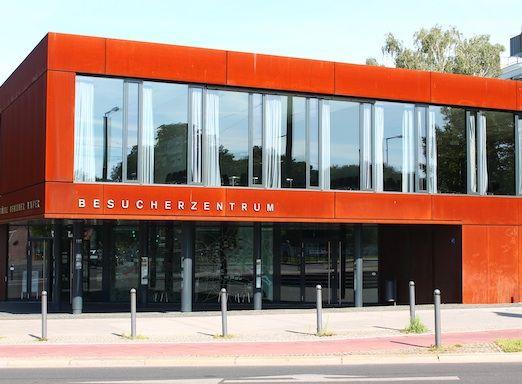 Berlin Wall Memorial Visitor Center.