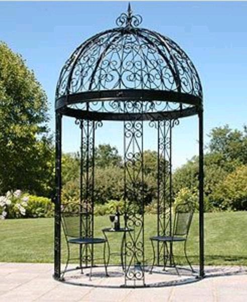Image Result For Green Iron Garden Arch