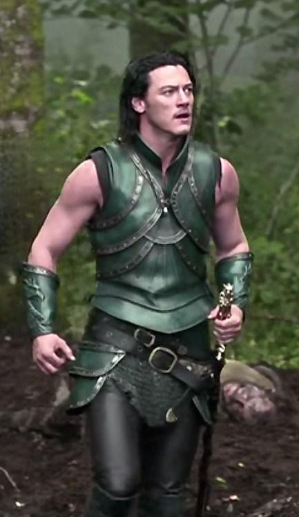 Luke Evans as Vlad