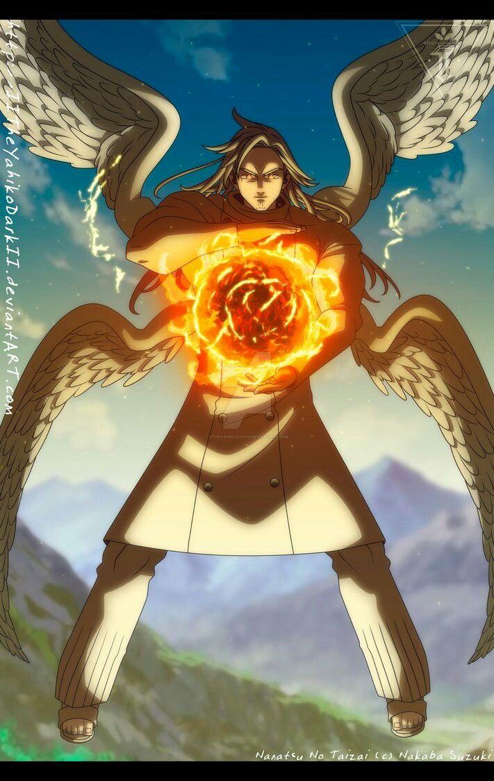 Pin By Raven On Nanatsu No Taizai Angel Of Death Seven Deadly Sins Seven Deadly Sins Anime