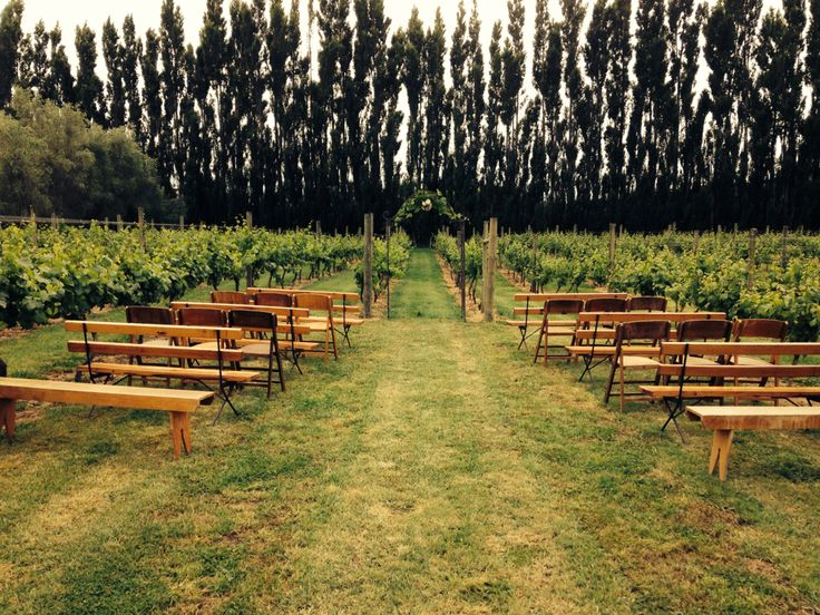 Cossars Wineshed - Wedding Venue. Tai Tapu, Christchurch www.cossars.co.nz