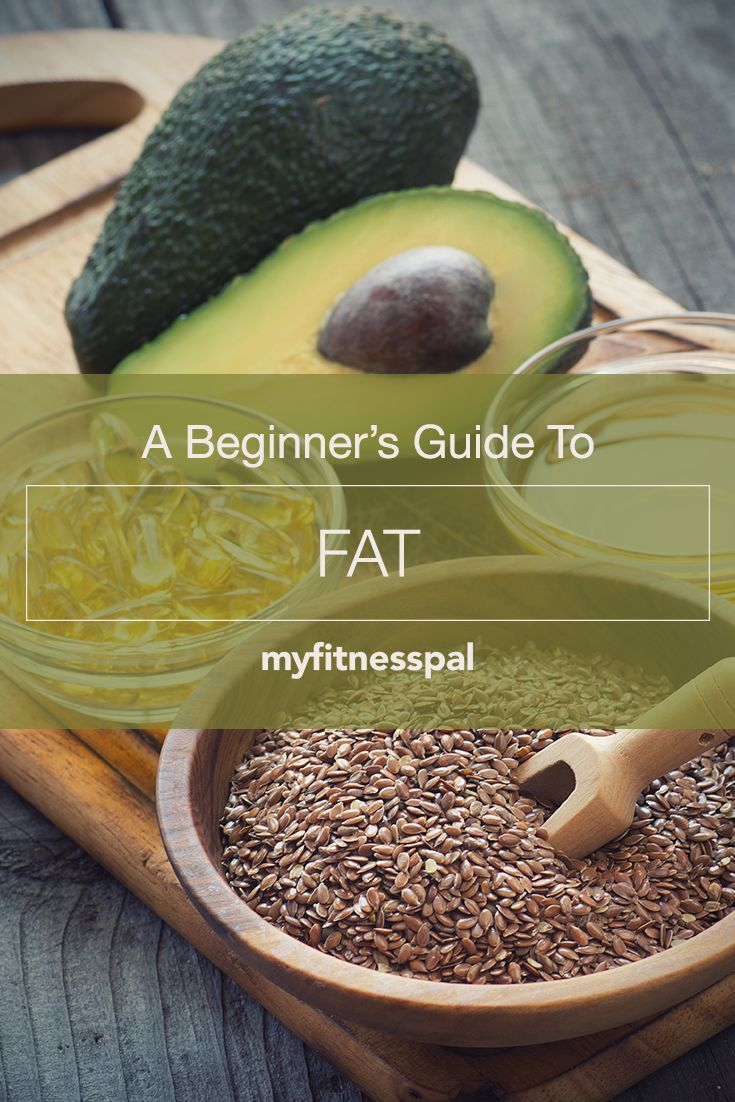 A Beginner's Guide to Fat ‹ Hello Healthy