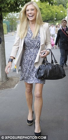 Not usually a fan but Chelsy Davy looked nice here