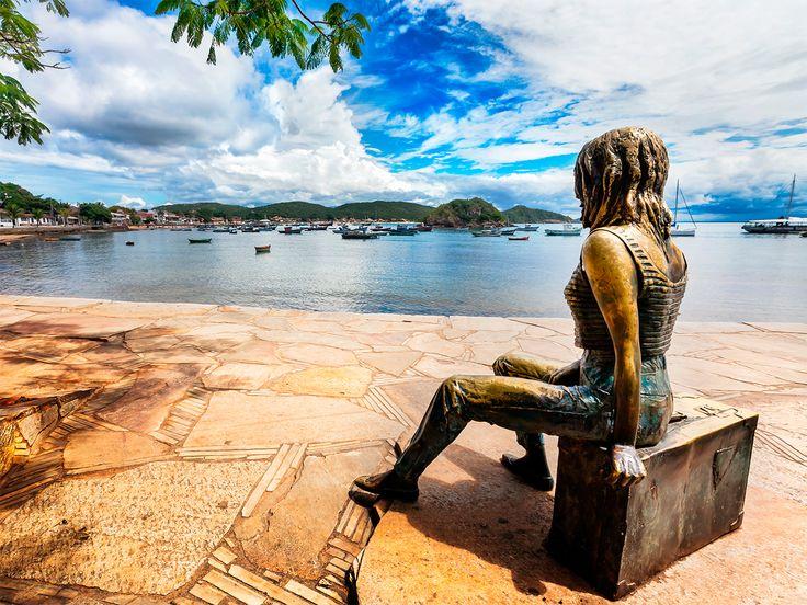 ¿Sabias? Arraial do Cabo es uno de los mejores destinos para #bucear