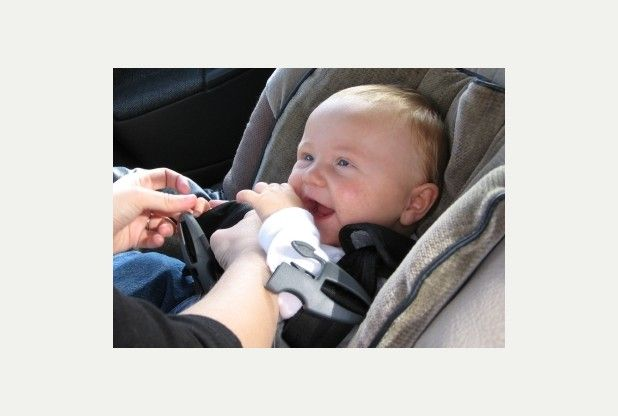 Parenting column: Does your baby hate travelling in the car? You're not alone