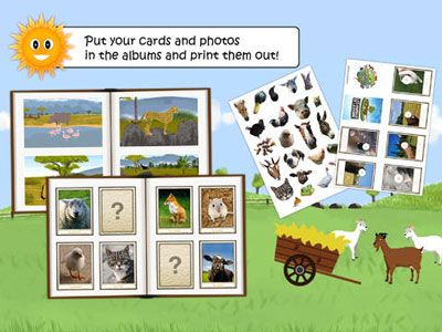 App of the Week: Find Them All- looking for animals (5-star animal learning app). Free on Android and iOS!