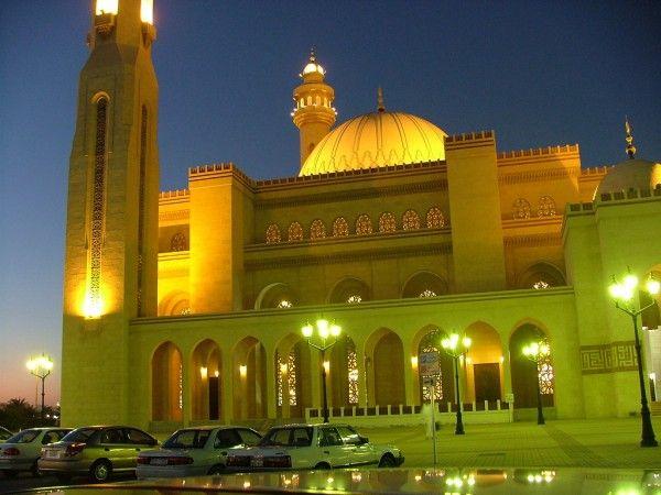 Grand Mosque in Bahrain