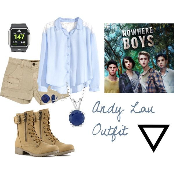 Andy Lau .::Nowhere Boys::. Outfit