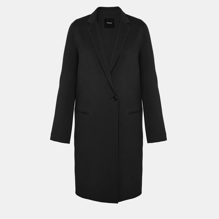 Theory | ESSENTIAL COAT DF