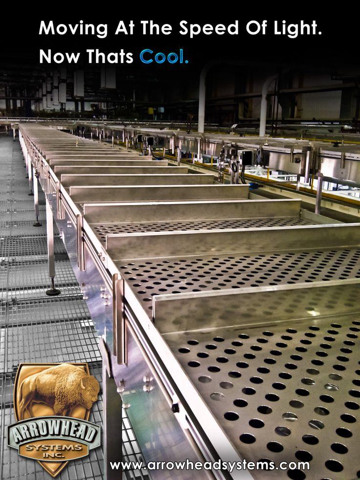Arrowhead Conveyor Mechanical Cup Conveyor. Conveyor
