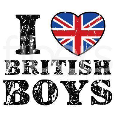 #Love #British #Boys