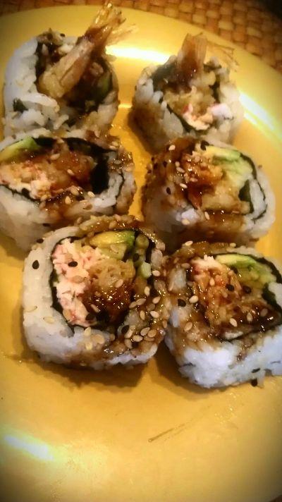 Favorite Sushi Recipes