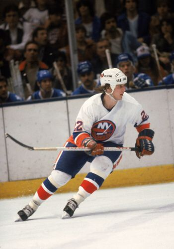 18. Mike Bossy's acrobatic goal highlighted a 3-0 victory in Game Three of the Stanley Cup Final versus Vancouver on May 13, 1982. After being knocked out of the crease by a defender, Bossy flipped his body around and unleashed a backhander while in mid-a