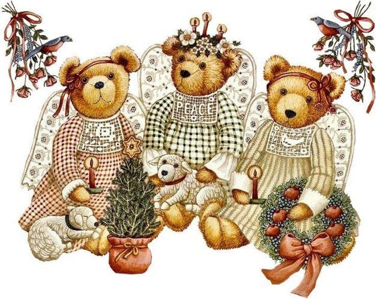 Nita Showers  — Teddy Bear  (800x639)