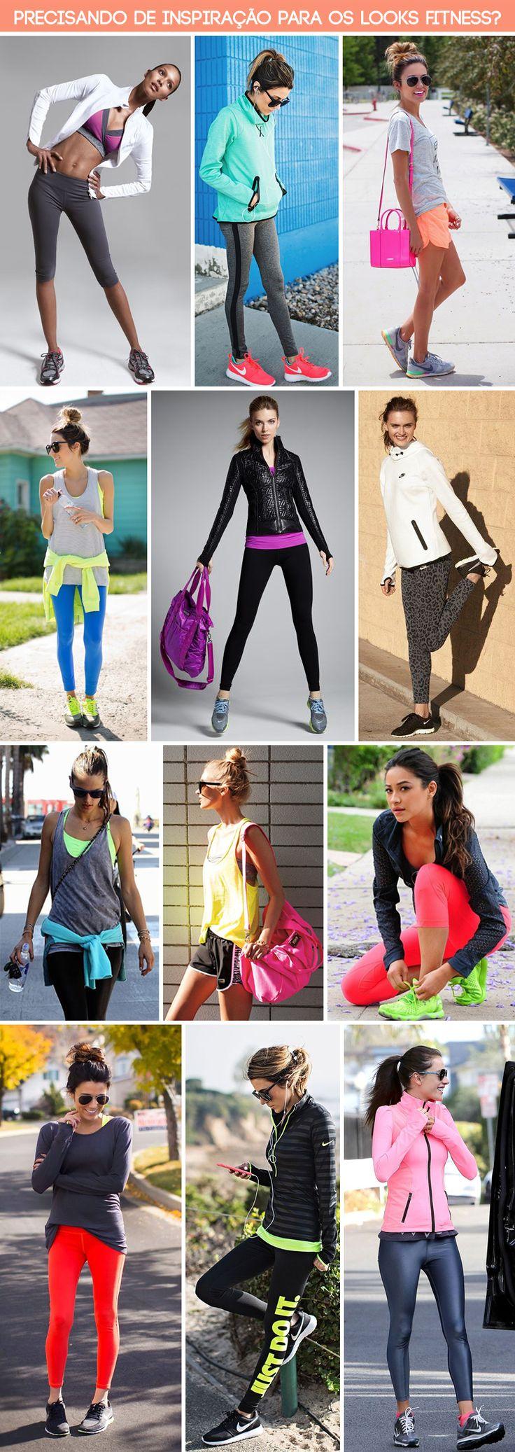 Estilo Meu - Consultoria de Imagem / gym style / fitness style / stylish fitness / get in shape / malhando / look da academia / roupas fitness