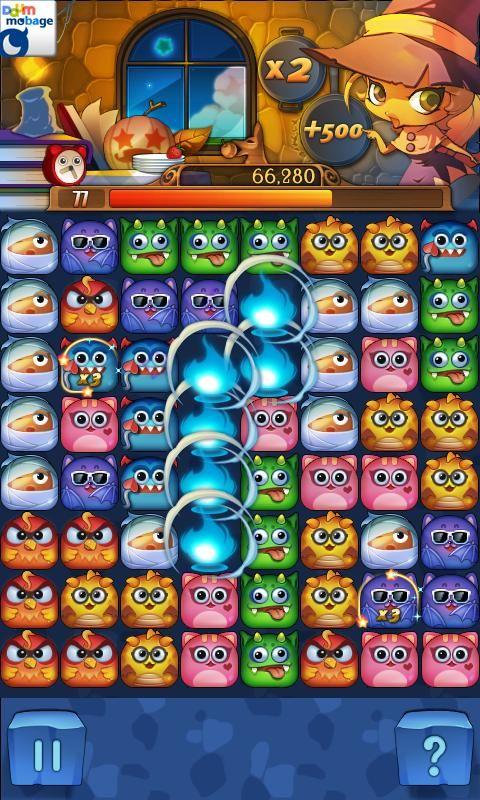 [GAME-APP] 체인팡 (ChanPang) 모바게판 (480×800)