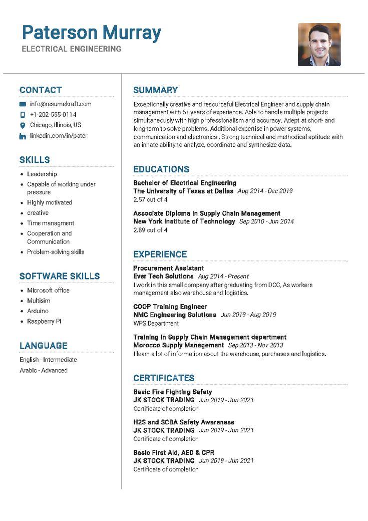 100 professional resume samples for 2020 resumekraft in
