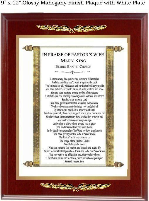 Best 25+ Pastor appreciation poems ideas only on Pinterest ...