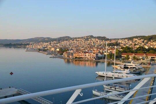 Agistoli, on the island Cephalonia, Greece