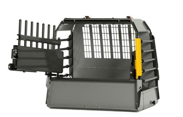 MIM Variocage Compact - Car Crash Tested Dog Travel Crate for Hatchbacks
