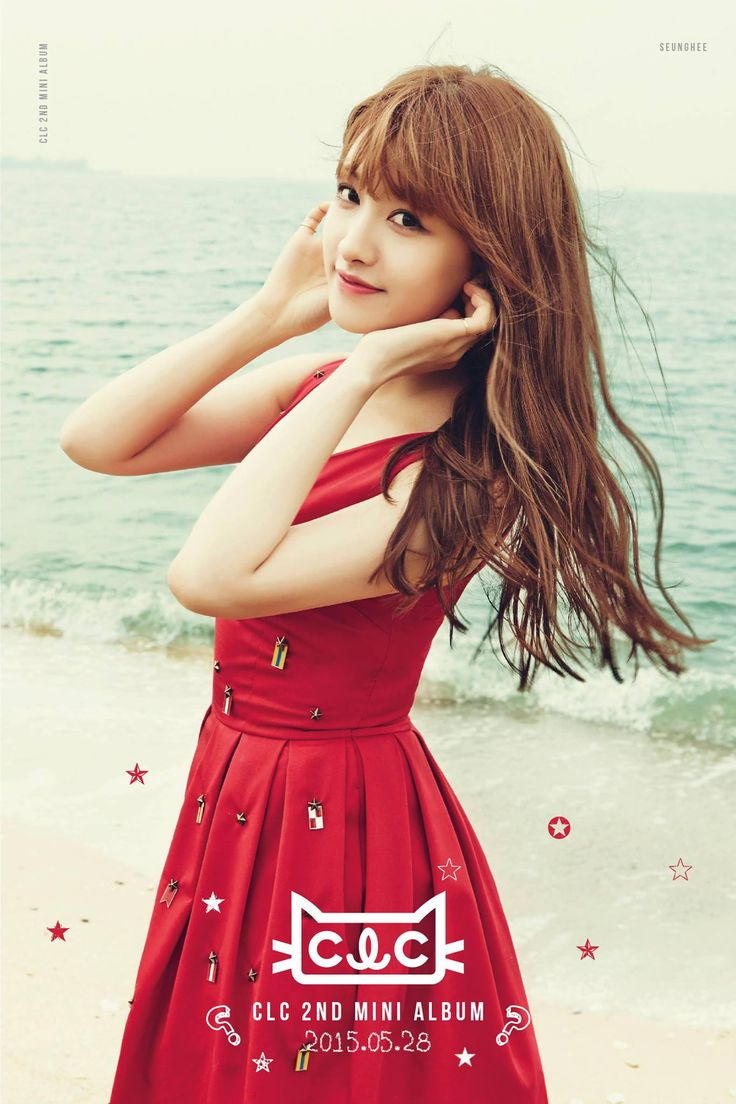 Seunghee Clc Photoshoot