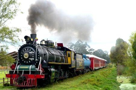 Colombia Railway