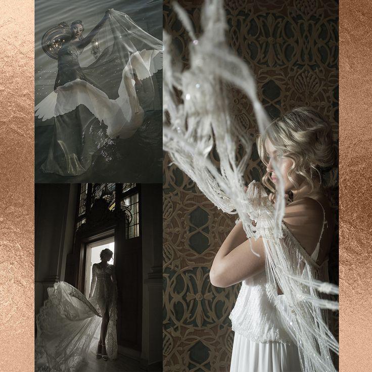 wedding inspiration, bride, styled shoot, wedding dress photo by olga-t.com