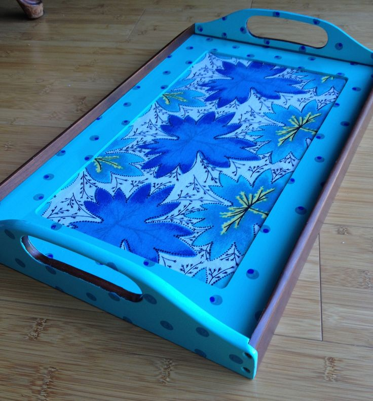 tres joile tray by redemptive artist Rebecca Waring-Crane