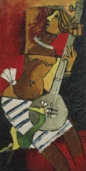 Maqbool Fida Husain | Christie's
