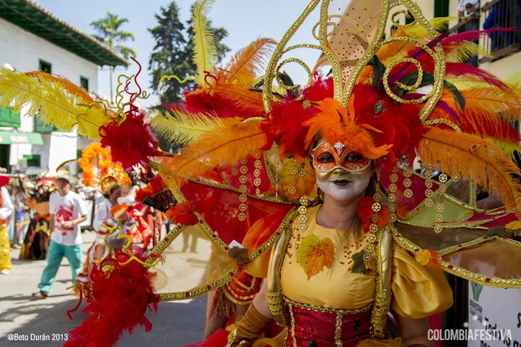 Carnaval del Diablo, #Riosucio #Caldas, #Carnival #Colombia