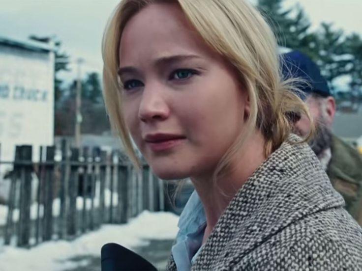 Wallpaper Joy Academy Awards Oscar Jennifer Lawrence Movies