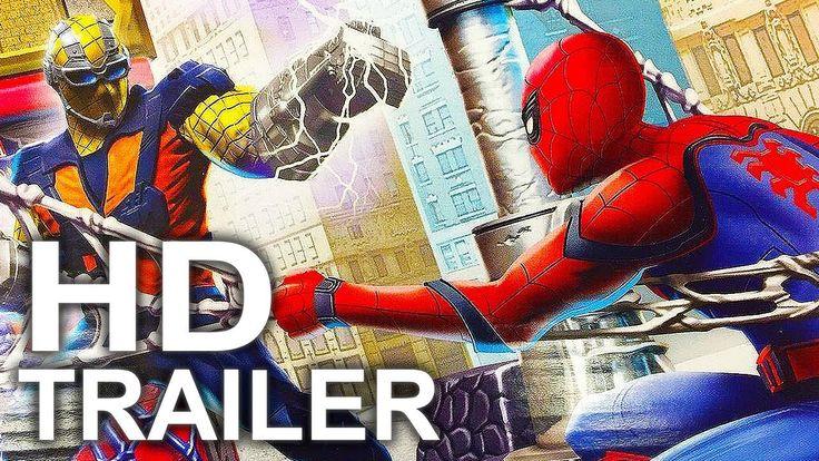 SPIDERMAN HOMECOMING Shocker Trailer NEW (2017) Superhero Movie HD
