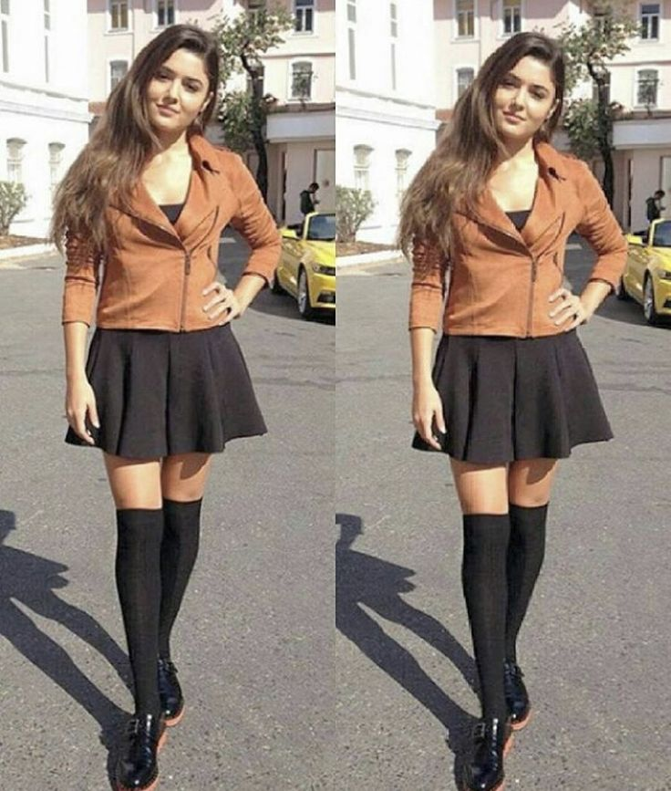 Short skirts so cutes  Looks more younger in this dress