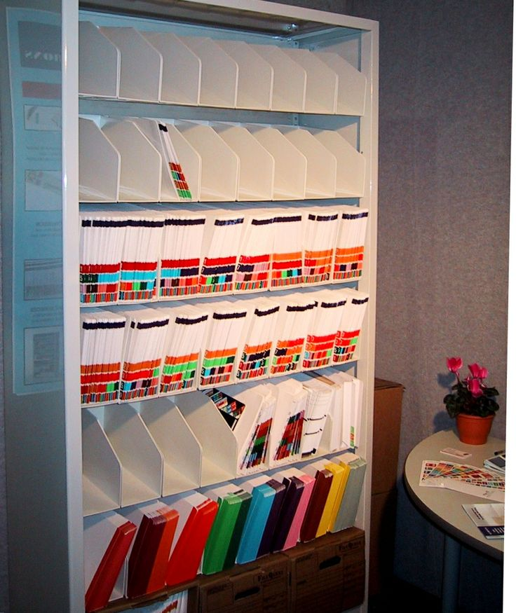 GO Shelving Unit File-It: Information Management and Storage Solutions