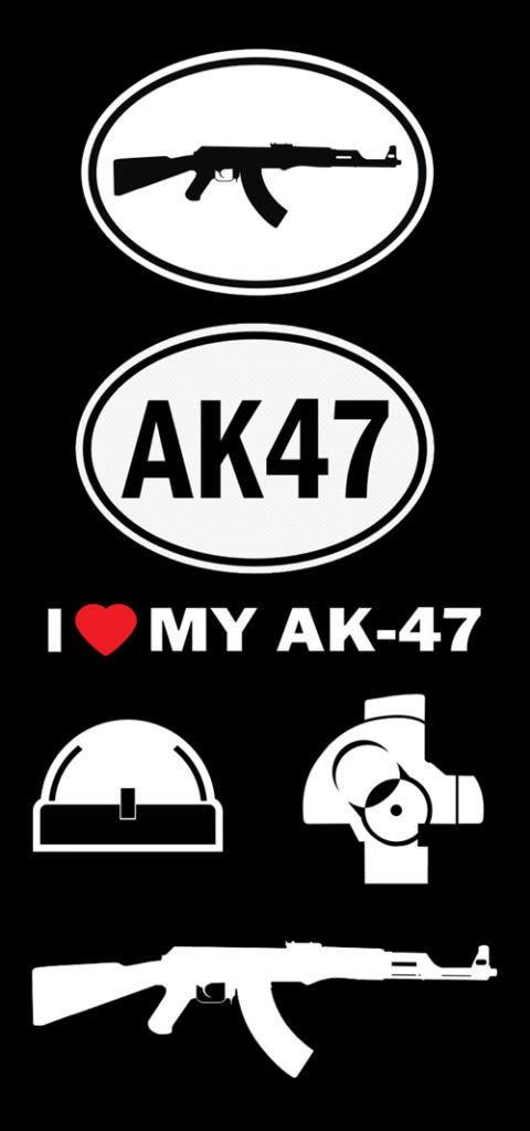 Ak47 package