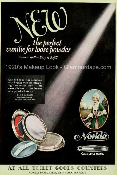 Ads 1920s New Innovations - 1920s-makeup-ads