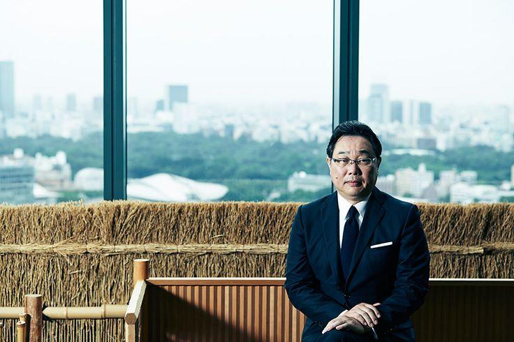 「一緒に酒を飲んだ」は、ビジネスで何の根拠にもならない──日本オラクル社長 杉原博茂