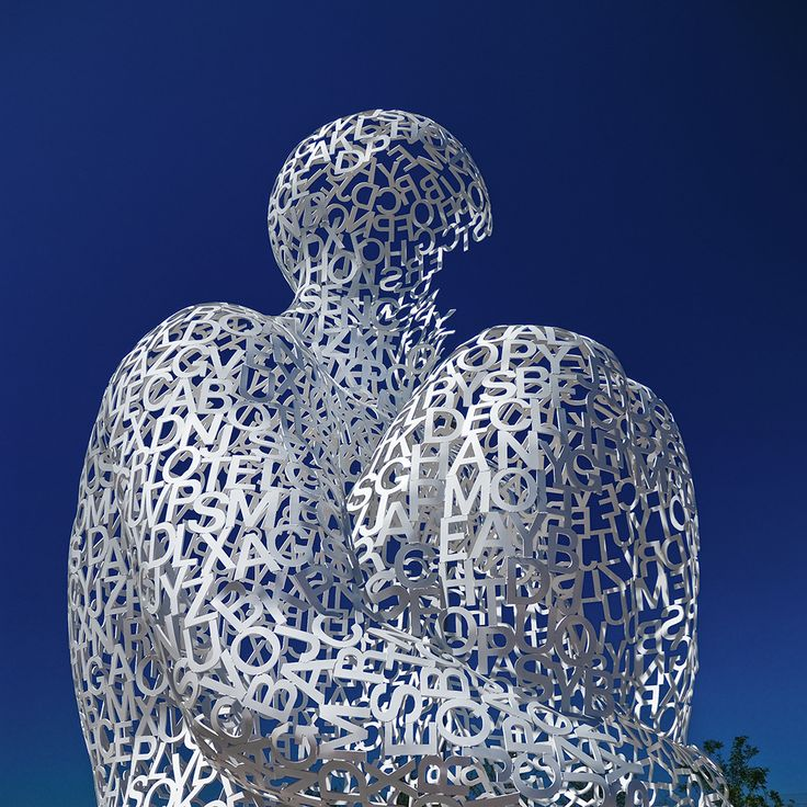"""El Alma del Ebro"" sculpture by Artist Jaume Plensa at Expo Zaragoza"