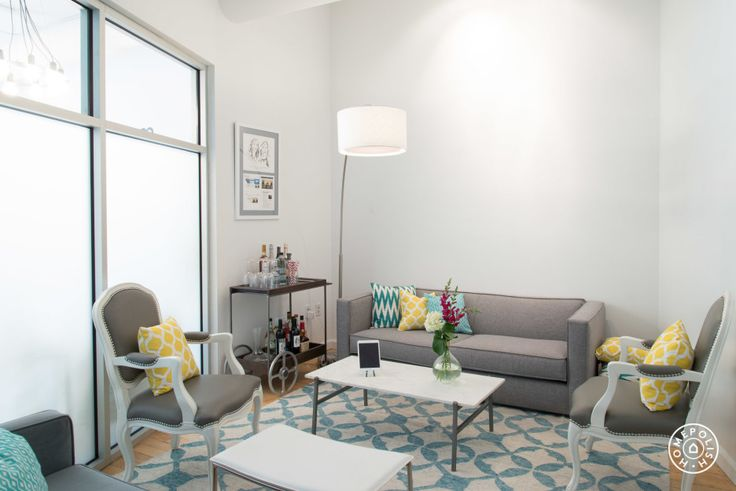 The Skimm's Marvelous NYC Office Makeover - @Homepolish New York City
