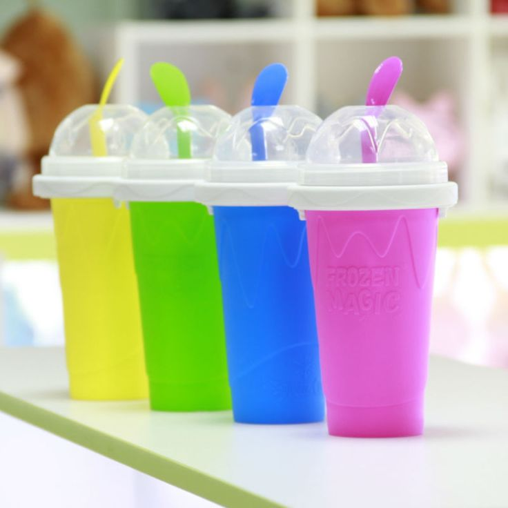 New product frozen shave slush ice cup - from Alibaba.com