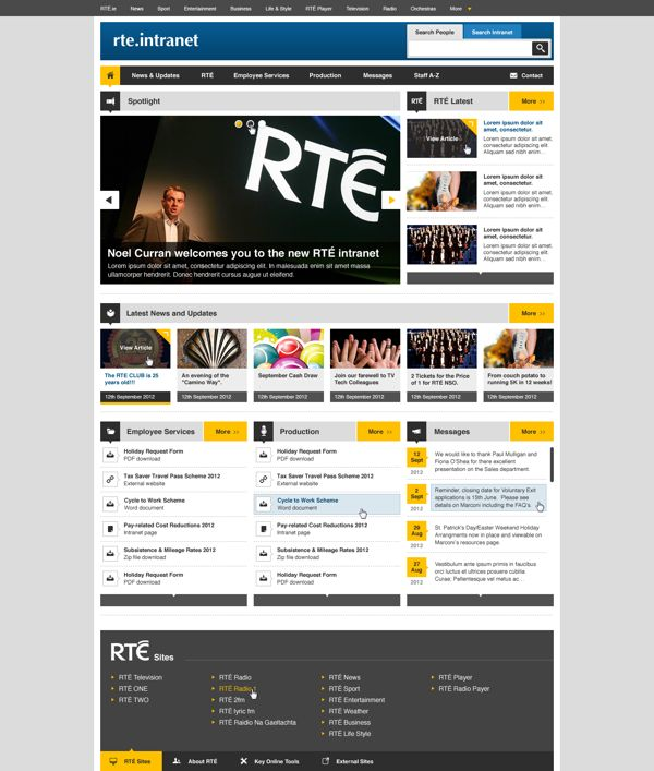 17 best images about intranet ideas inspiration on