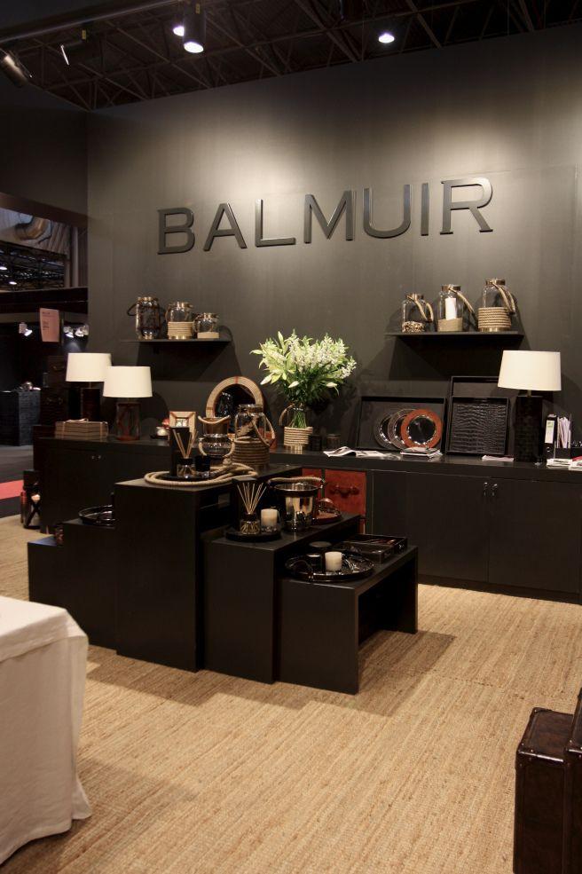 Homevialaura | Maison & Objet 2015 | Paris Nord Villepinte Exhibition Centre | Balmuir Stand in Hall 4