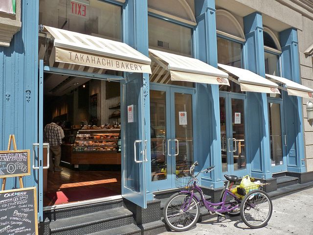 Takahachi Bakery, Murray St, Tribeca