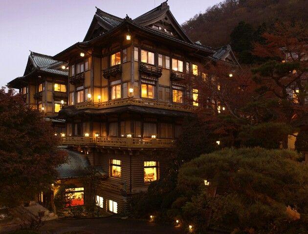 LOVE the Chic 箱根 富士屋ホテル, Fujiya Hotel, Hakone, Japan
