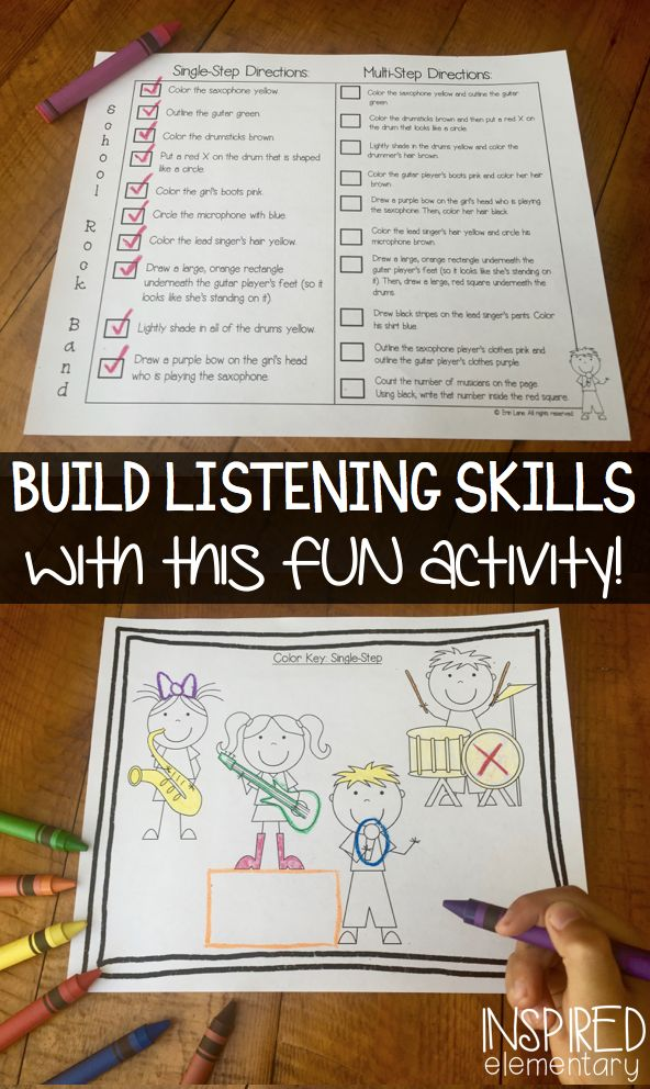 LISTEN AND COLOR teaches students to listen the first time! This INTERACTIVE, weekly activity is DIFFERENTIATED for you, and comes along with pre-colored answer keys (for student assessment). Recording pages are included too, and the data gathered from this activity can be very useful at parent conference time! ;-)