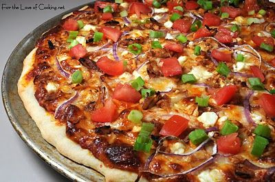 barbecue chicken pizza more pizza pie barbeque chicken pizza chicken ...