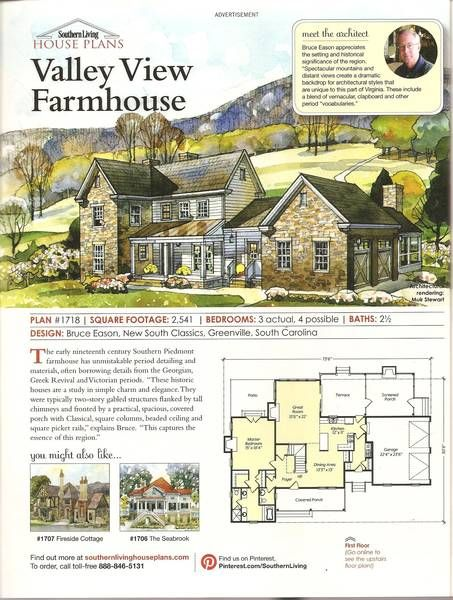 New South Classics: Valley View Farmhouse