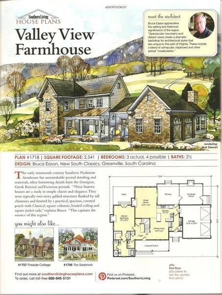 ^ - 1000+ Bilder zu House plans auf Pinterest Bauernhaus Pläne ...
