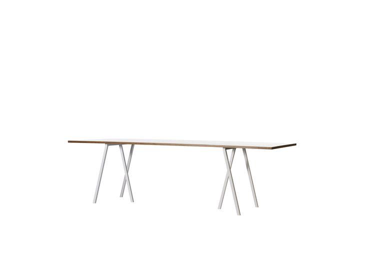 loop stand table hay a r c h f u r n i t u r e pinterest nordic design design and tables. Black Bedroom Furniture Sets. Home Design Ideas